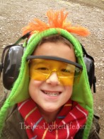 Kid's Gun Safety Gear