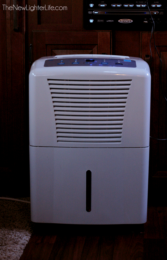 GE-30pt-Dehumidifier