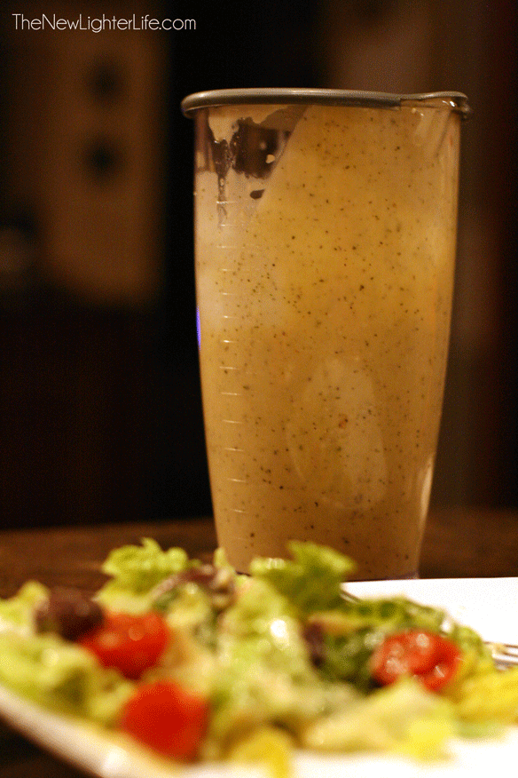 blender-cup-tangy-italian-dressing