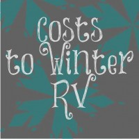 The Cost of Heating the RV During the Winter