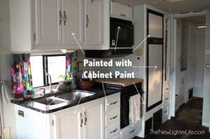 How We Painted Our Cabinets Without Fuss