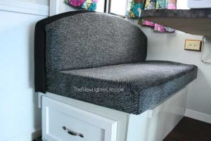 How to Refinish an Ugly Booth Dinette