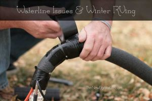 Winter RVing & Waterlines
