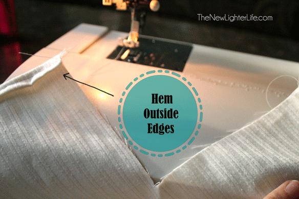 hem-outside-edges
