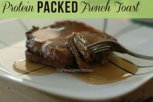 Protein Packed French Toast – Trim Healthy Mama Style
