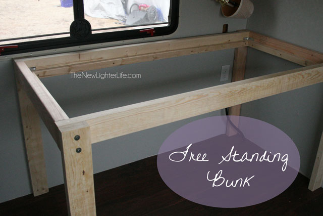 Rv Bunk Remodel Turning A Class A Master Bedroom In A Bunkroom