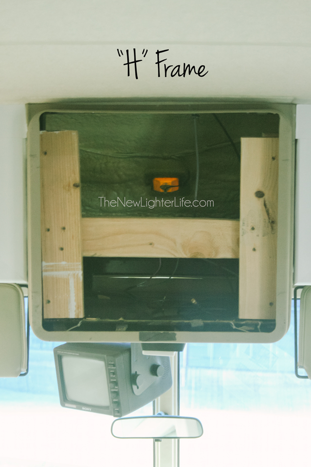 h-frame-for-installing-a-flat-screen-in-an-RV