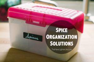 Spice Organization Solutions