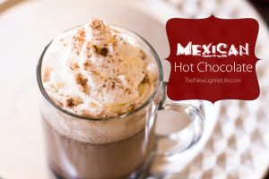 Homemade Mexican Hot Chocolate Recipe