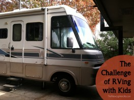 Challenges of RVing with Kids