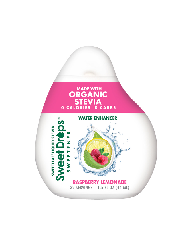 Raspberry Water Enhancer Bottle - Stevia Sweetened