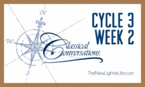 Classical Conversations Cycle 3 Week 2 ~ Wrap Up
