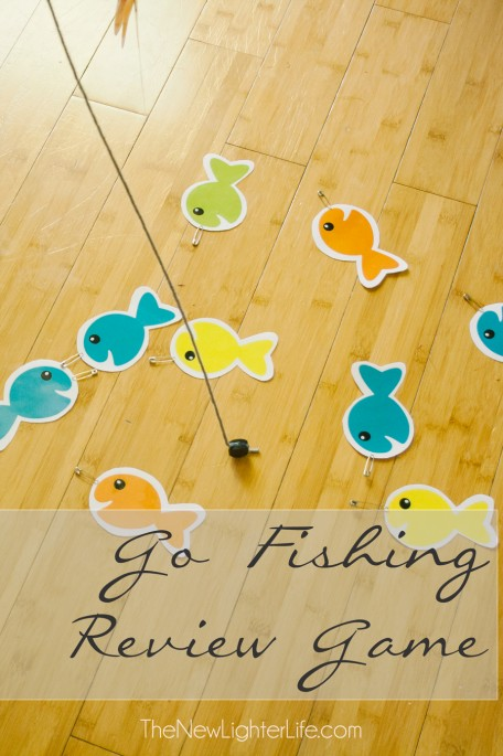 Easy Go Fishing Review Game