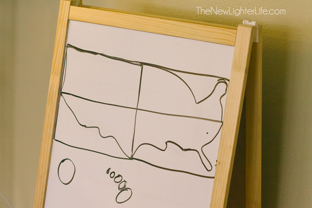 Our Blob Map of the U.S.