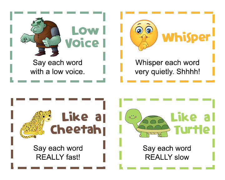 CC Phonic Chant Cards