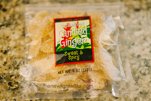 Trader Joe's Candied Ginger