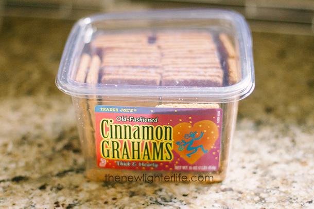 Trader Joe's Cinnamon Grahams
