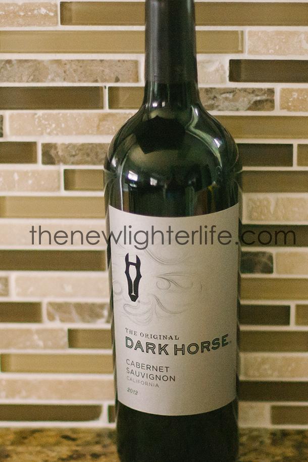 Trader Joes Dark Horse Wine