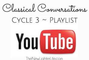 Classical Conversations Cycle 3 YouTube Playlist