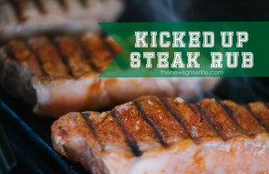 Kicked Up Steak Rub