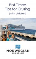 First-Timers Tips for Cruising (with Children)