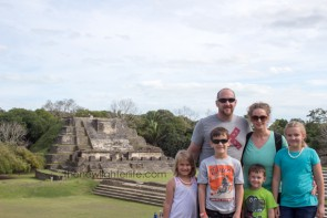 Altun Ha Mayan Ruins in Belize