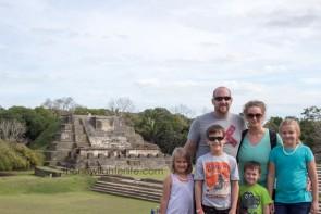 Altun Ha Mayan Ruins in Belize